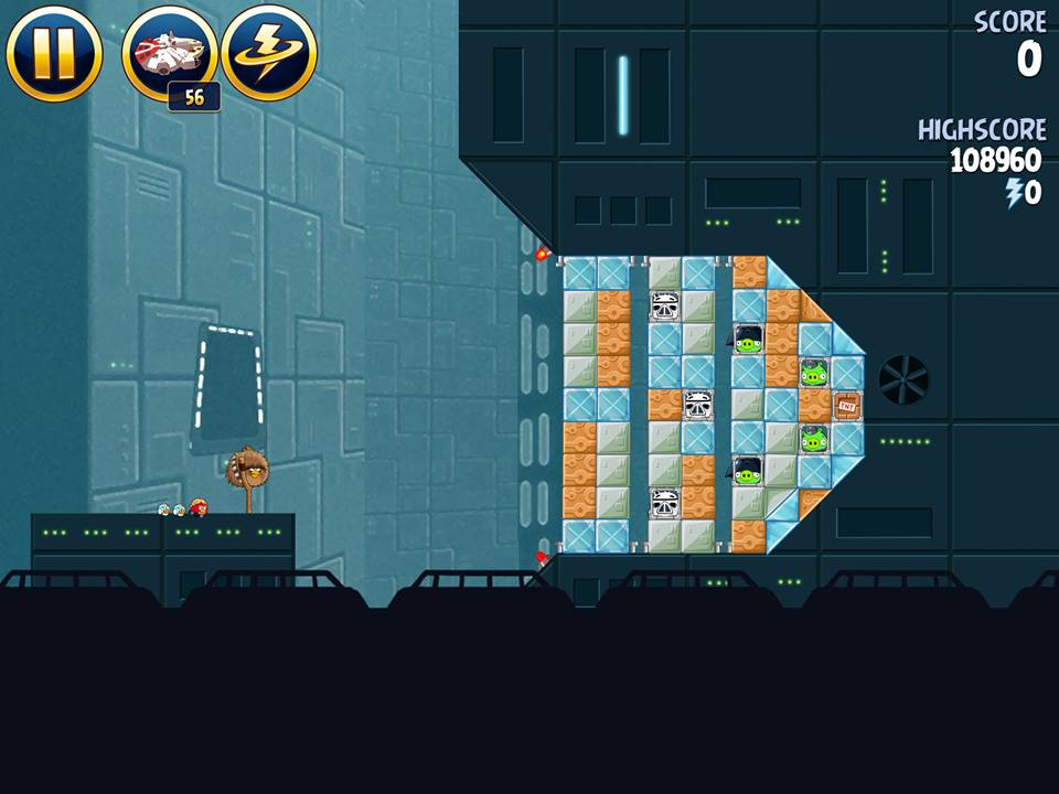 Death Star 2-19 (Angry Birds Star Wars)