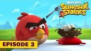 Angry Birds Slingshot Stories Ep 3 - Cake party
