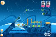 Angry Birds in Ultraboook Adventure level 13