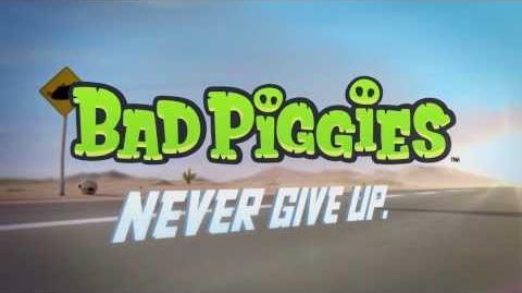 Aenn/Bad Piggies исполнился 1 год