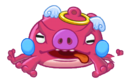 Angry Birds Fight! - Monster Pigs - Love Pig - Win