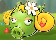 Макетдевочки свиньи