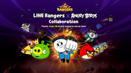 AngryBirds X LINERangers Collab Image2