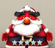 Angry Santa