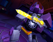 Galvatron Level Completed