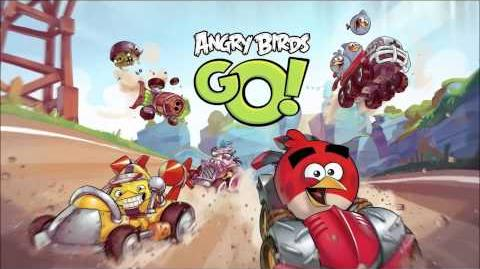 Angry Birds Go! Soundtrack 1 Aerie Peaks-0