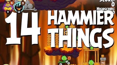 Hammier Things 1-14