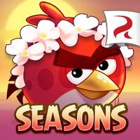 Angry Birds Seasons Square Icon Tropigal Paradise