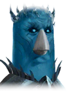 Grandfather Frost The King Of Winter Icon