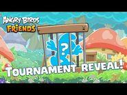 Angry Birds Friends - Smurfs Tournament Announcement