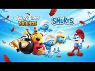 Angry Birds Friends X The Smurfs - Smurfs Tournament
