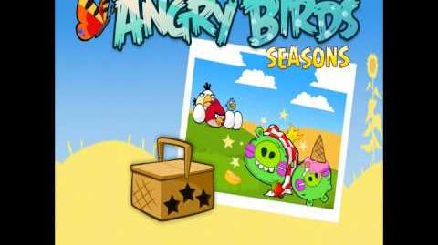 Angry birds Summer Pignic theme song