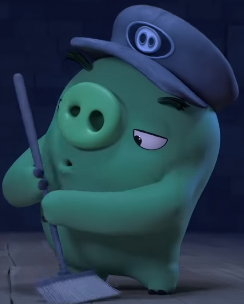 Janitor Pig