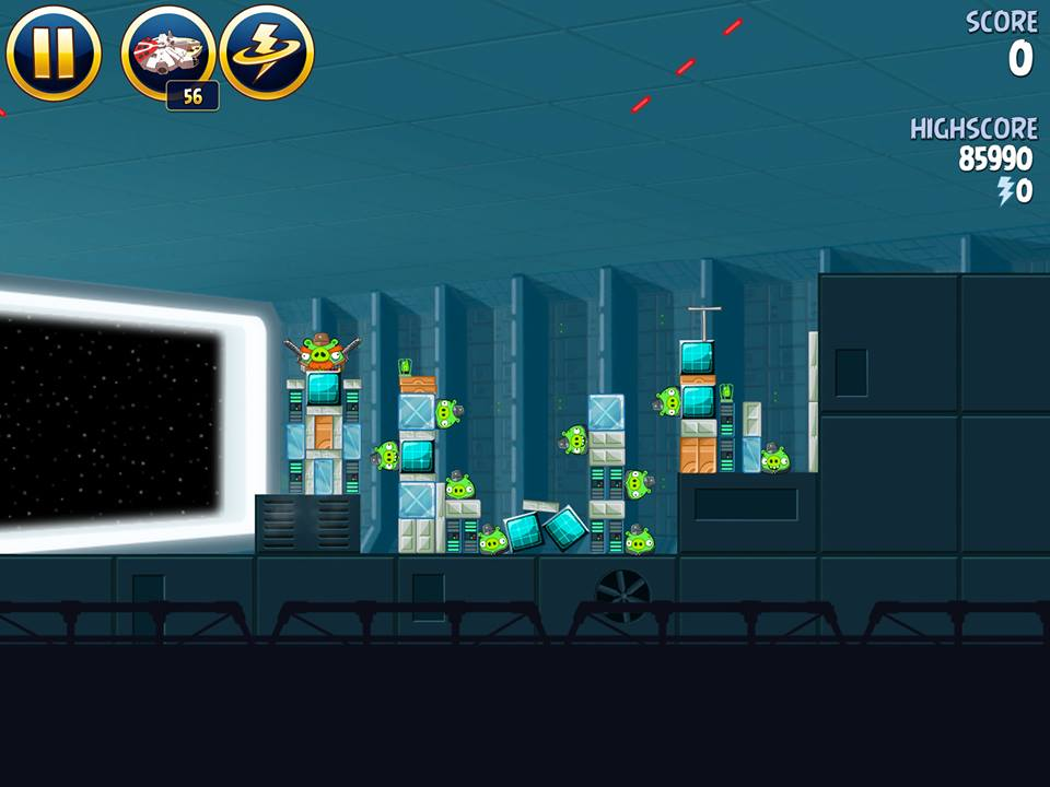 Death Star 2-28 (Angry Birds Star Wars)