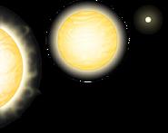 SOLAR SYSTEM THEME SUN