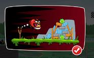 Angry Birds Heikki Big racer instruction
