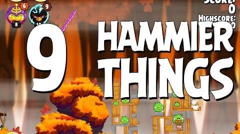 Hammier Things 1-9