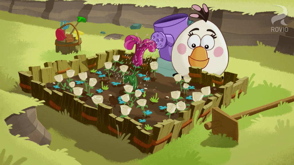 Gardening with Terence