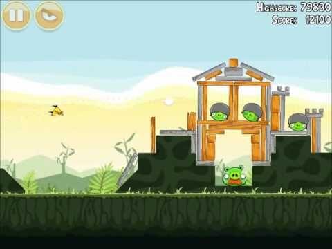 Official_Angry_Birds_Walkthrough_Poached_Eggs_2-21