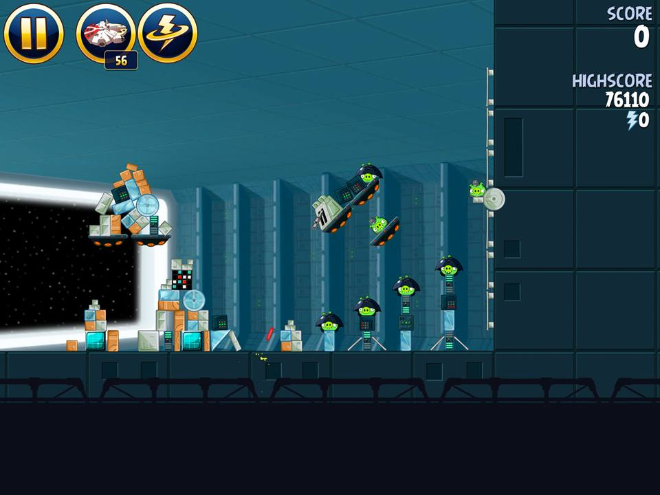 Death Star 2-30 (Angry Birds Star Wars)