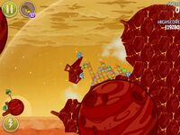 Red Planet 5-17 (Angry Birds Space)