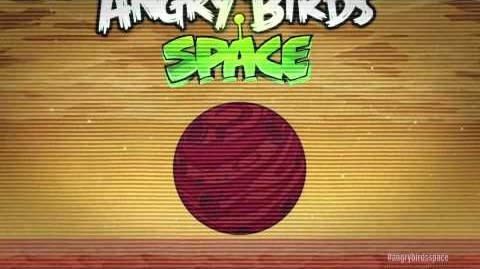Angry Birds Space Red Planet update coming soon!