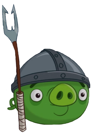 Свиньи-солдаты