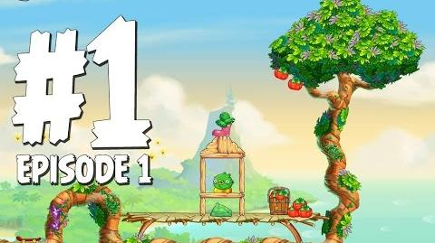 Angry_Birds_Stella_Level_1_Walkthrough_Branch_Out_Episode_1