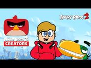 Introducing Angry Birds 2 Creators - Meet Lachie!