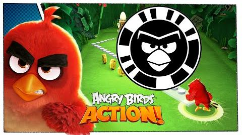 Angry Birds Action! - Discover the BirdCodes