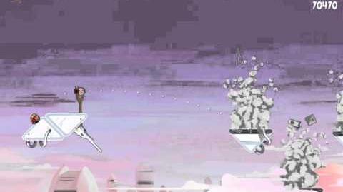 Cloud City 4-13 (Angry Birds Star Wars)/Video Walkthrough