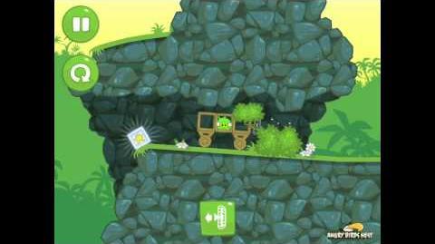 Bad_Piggies_Ground_Hog_Day_1-5_Walkthrough_3_Star