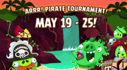 Pirate Tournament Poster