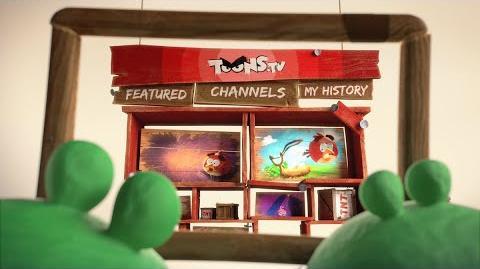 ToonsTV App - Ready? Aim Play!