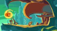 Могучий орёл Angry Birds Seasons Ham'O'Ween