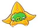 Angry Birds Fight! - Monster Pigs - Tired Super Seastar Pig