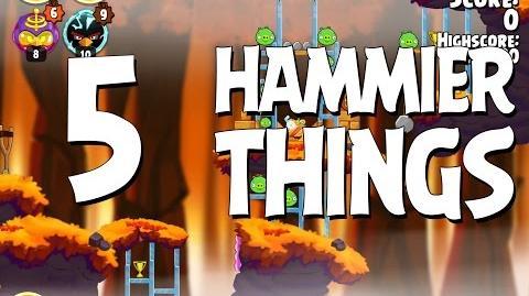 Hammier Things 1-5