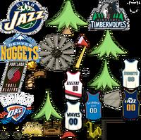 INGAME NBA NORTHWEST 1