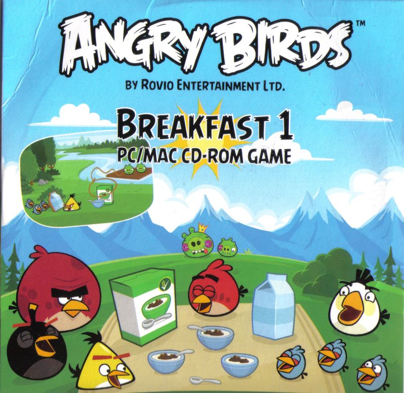 Angry Birds Breakfast
