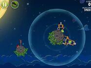Pig Bang 1-7 (Angry Birds Space)
