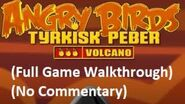 Angry Birds Volcano (2020) (Full Game Walkthrough) (No Commentary)