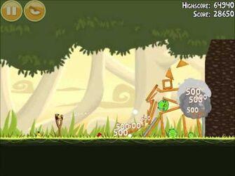 Official_Angry_Birds_Walkthrough_Danger_Above_6-2