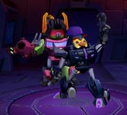 Nemesis Hot Rod Complete Level2