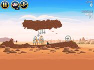 Tatooine 1-15 (Angry Birds Star Wars)