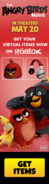 The Angry Birds Movie Ad 1