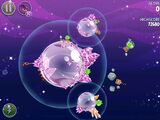 Cosmic Crystals 7-10 (Angry Birds Space)