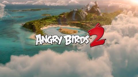 Angry Birds 2 – Bigger. Badder. Birdier