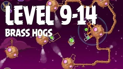 Brass Hogs 9-14 (Angry Birds Space)