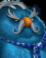 Flocker Blue Portrait 001
