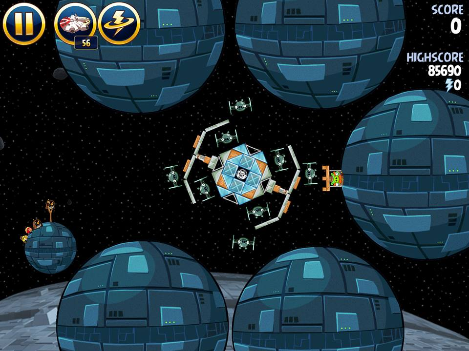 Death Star 2-39 (Angry Birds Star Wars)